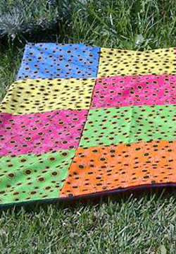 sunflower picnic blanket category