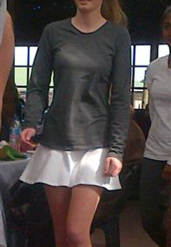 Jodie Tennis Skirt and Jenny Top